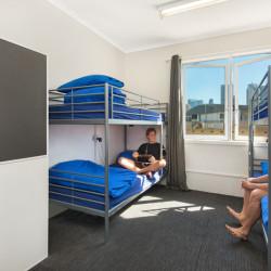 Dorm Room and Lockers - Sydney