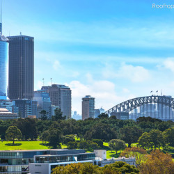 Rooftop View - Sydney