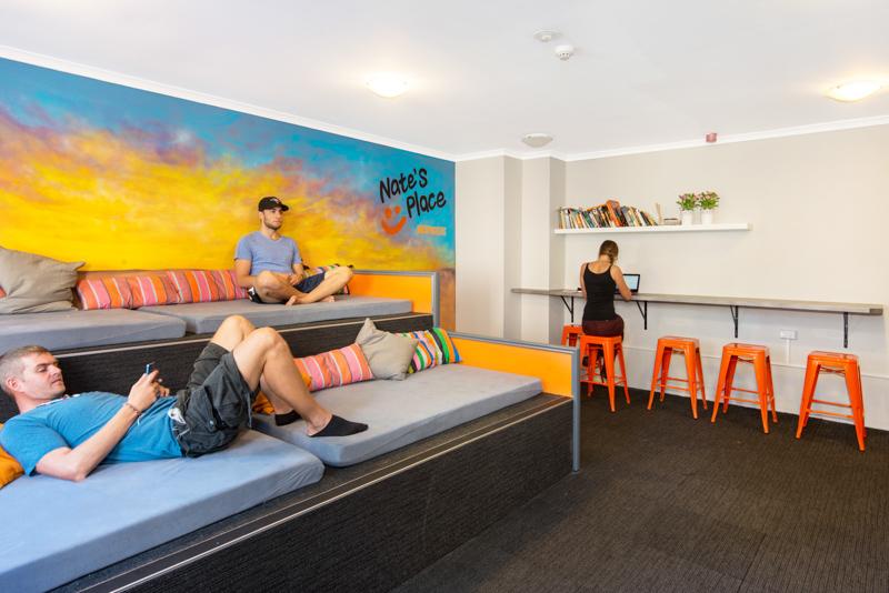 TV Room - Sydney