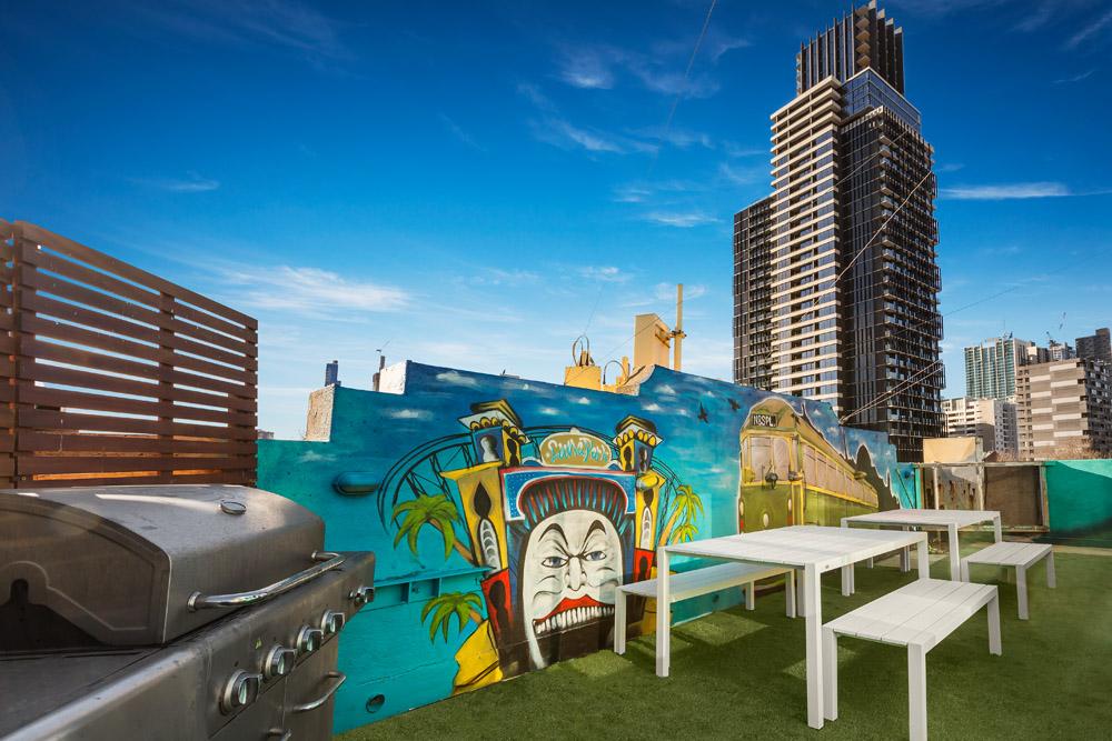 Rooftop - Melbourne