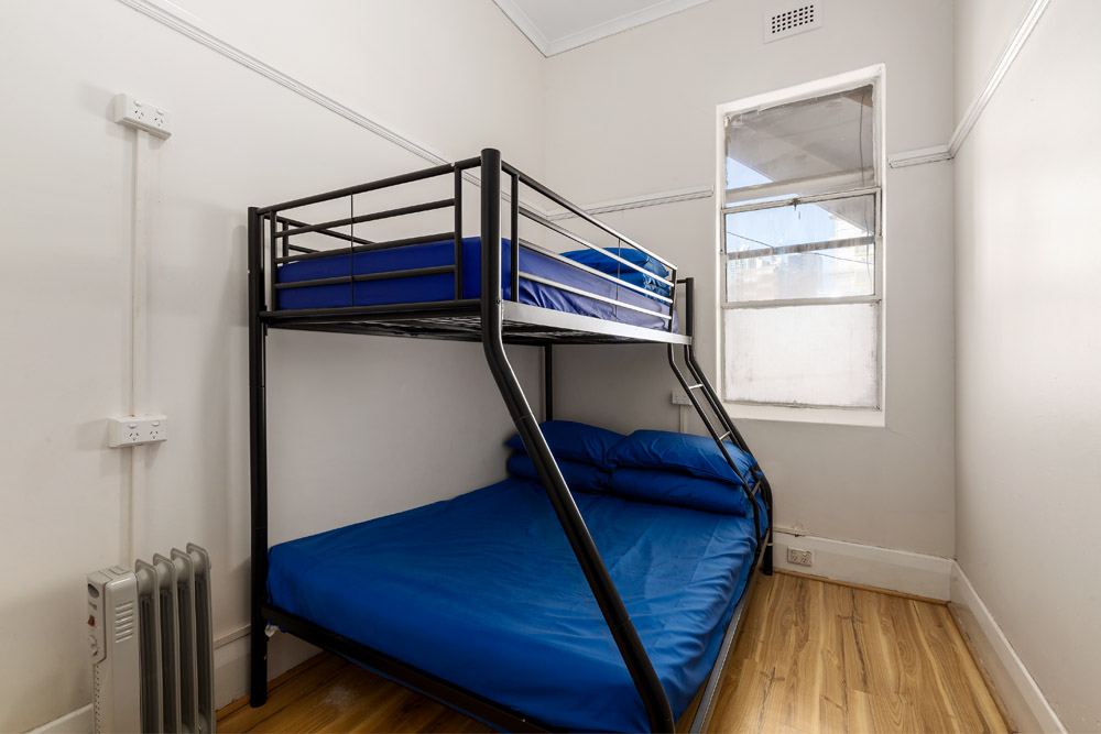 Double Room - Melbourne